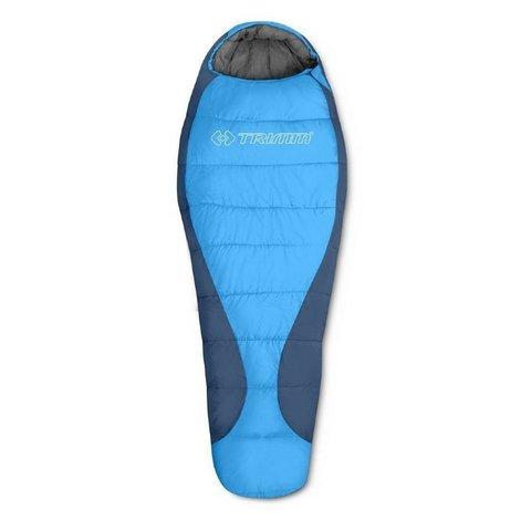 Зимний спальный мешок Trimm Trekking GANT, 185 L (синий)