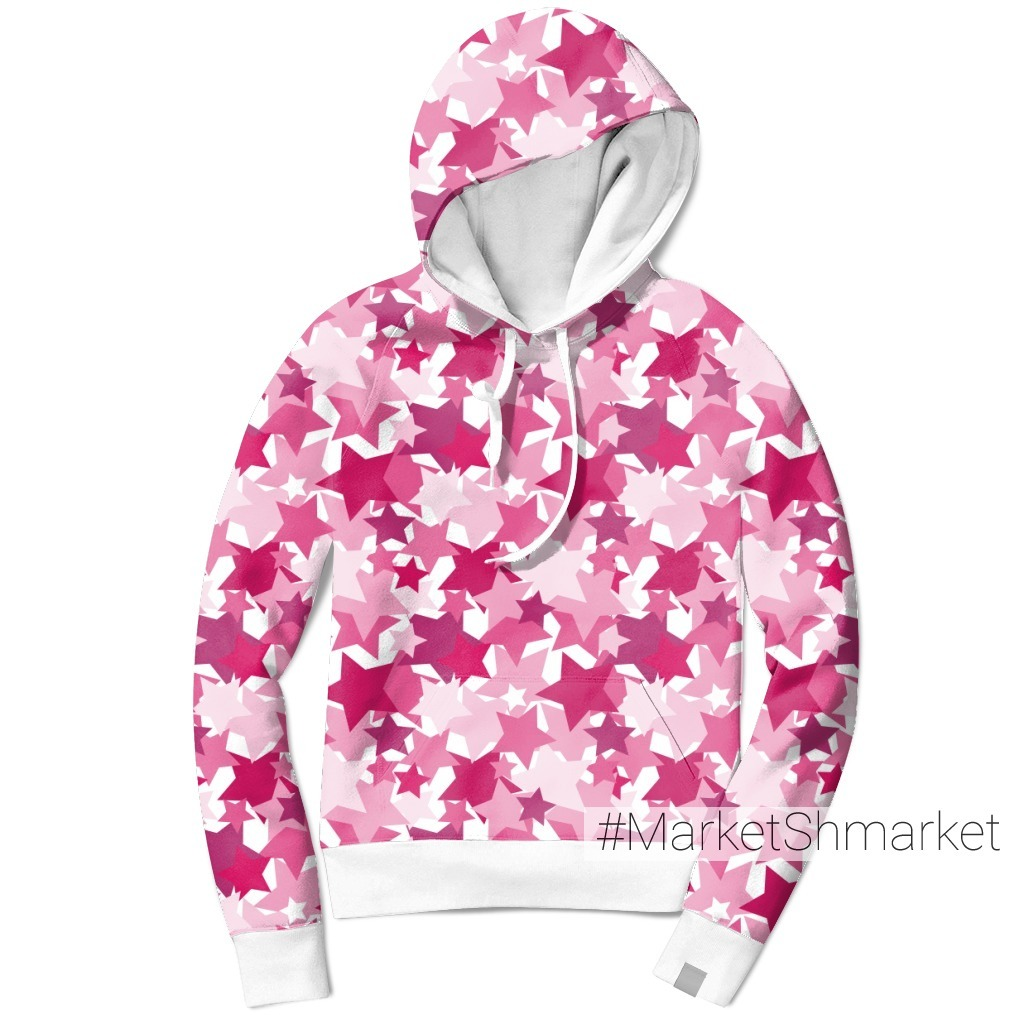 Розовые звезды