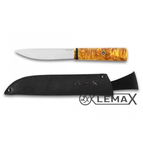 Нож Якутский, ATS-34