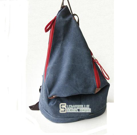 Рюкзак из ткани Alpin Tour Blue
