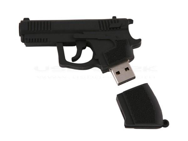 usb-флешка пистолет оптом