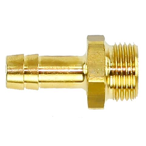 Штуцер для шланга с внешней резьбой STL-G3/8a x 9mm