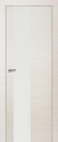 Дверь № 5 Z (белёный дуб, остекленная экошпон), фабрика Profil Doors