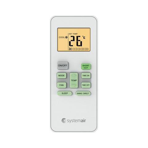 SYSTEMAIR WALL SMART V4 12 HP Q