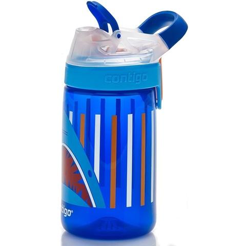 Бутылочка детская Contigo Gizmo Sip (0,42 литра), синяя