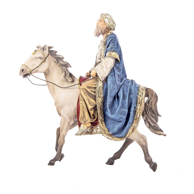 Лошадь Королевская с наездником