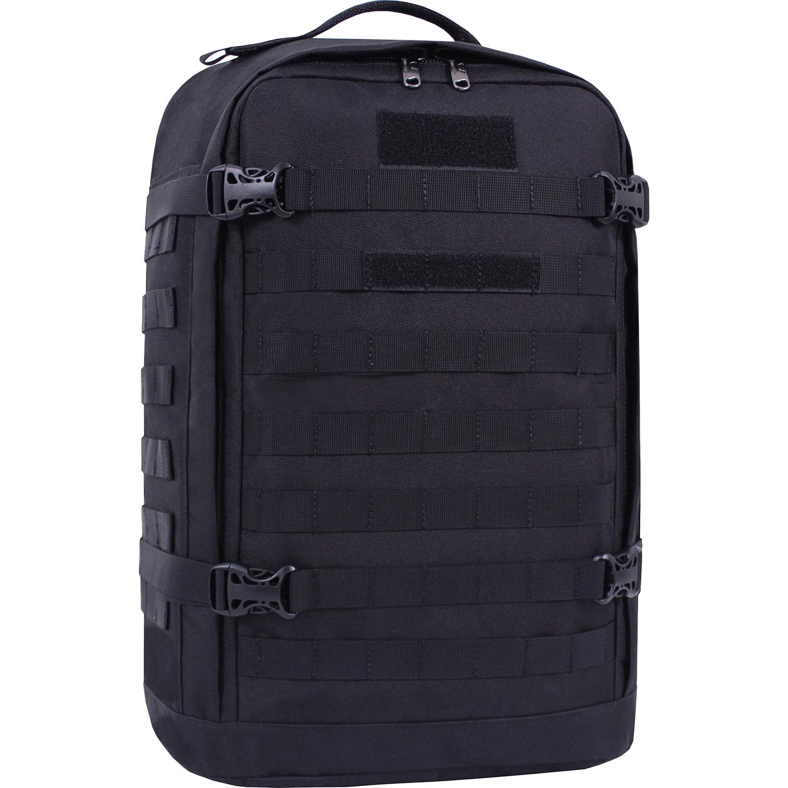 Городские рюкзаки Рюкзак Bagland Warrior 21 л. черный (0016966) IMG_0060.jpg