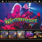 Molly Hatchet / 5 Original Album In 1 Box (5CD)