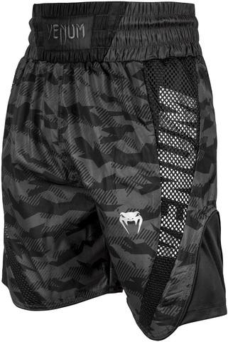 Шорты Venum Elite Boxing Shorts - Urban Camo/Black