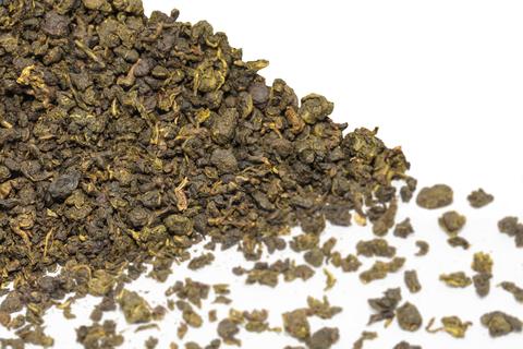 Бирюзовый чай «Молочный Улун»