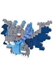 Конструктор Wisehawk & LNO Покемон Мега Чаризард X 297 деталей NO. 291 Mega Charizard X Pokemon Gift Series