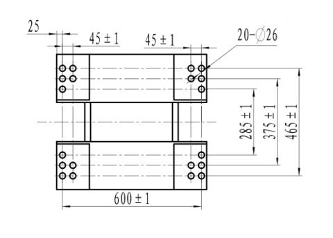 Лебедка свободного сброса IYJ45-300-28-28-ZPL
