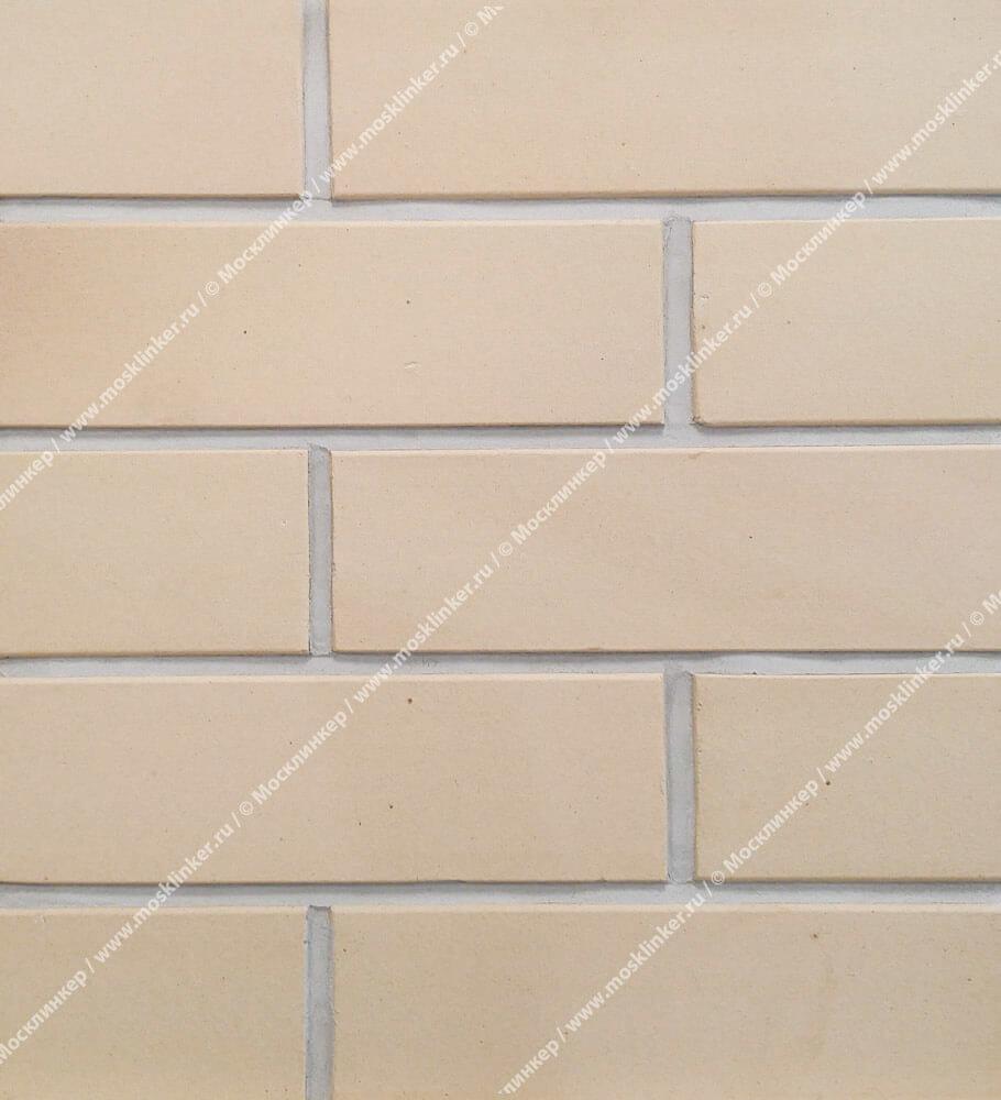Клинкерная плитка под кирпич Москлинкер, Msk-21, beige