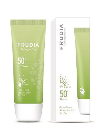 Frudia Солнцезащитный гель с зеленым виноградом Себум контроль SPF50 + PA ++++
