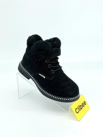 Clibee (зима) H189 Black 27-32