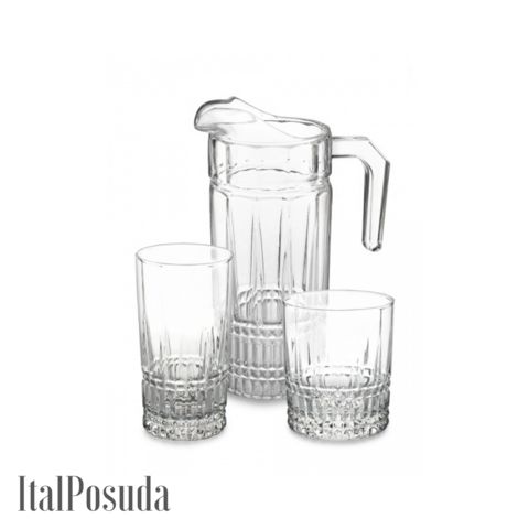 Набор питьевой Luminarc Elysees (Элизе), 13 предметов P7566