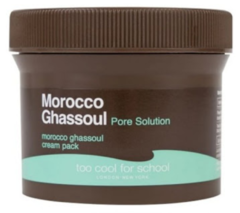 Too Cool For School Morocco Ghassoul Pore Solution маска-крем для лица 100мл