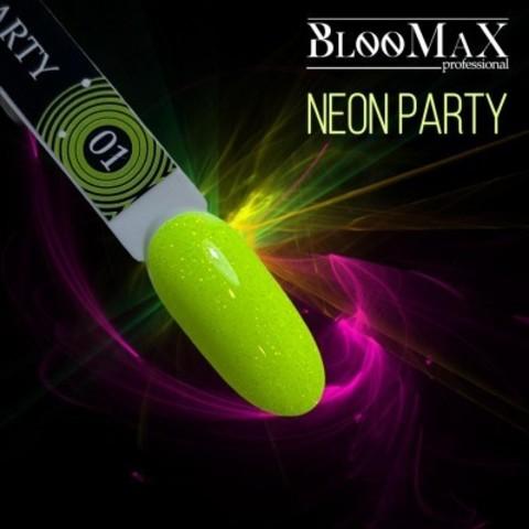Гель лак  Neon Party 01, 12 мл