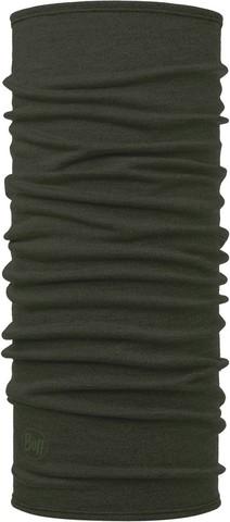 Шерстяной шарф-труба Buff Wool midweight Bark Melange фото 1