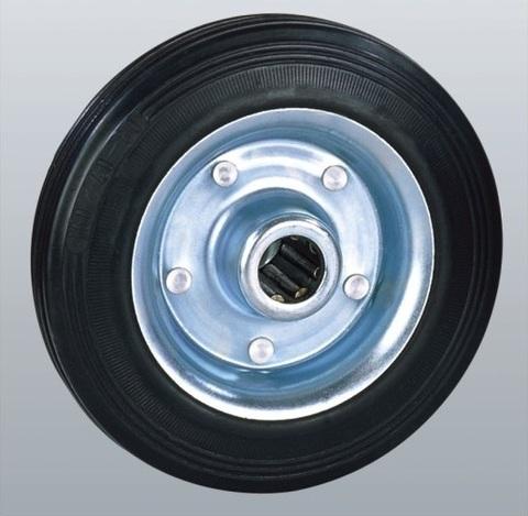 Промышленное колесо Д-125 мм с игольчатым подшипником