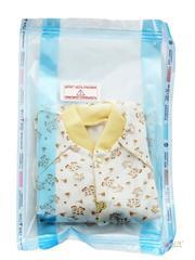 ФЭСТ, Hunny Mammy. Комплект детский стерильный, в роддом, молочный/коричневый/желтый вид 4