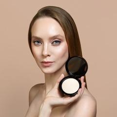 Romanovamakeup Пудра для лица LIGHT Sexy Nude Powder