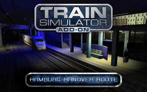 Train Simulator: Hamburg-Hanover Route Add-On (для ПК, цифровой ключ)