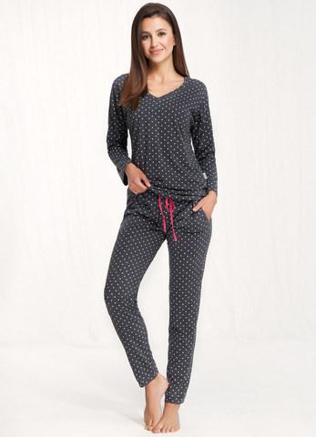 Пижама женская со штанами LUNA 497