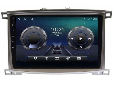 Магнитола Toyota LC 100/Lexus LX470 (03-07) Android 10 6/128GB DSP модель CB-3065TS10