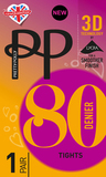Колготки 80 den Pretty Polly АTG6 (3D плетение)