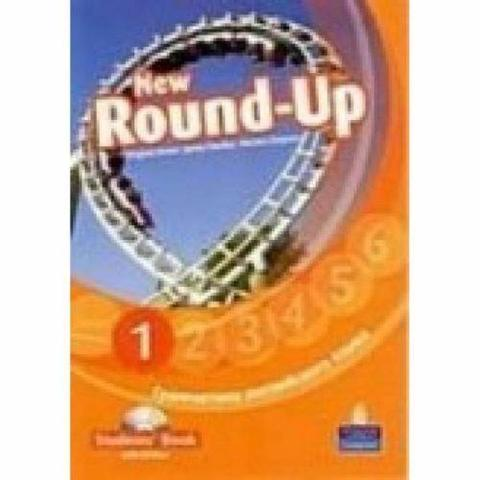 New Round-Up 1. Student's Book. Russian Edition (cd-rom pack) Учебник с диском