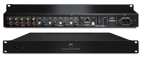 NAD CI580 V2, проигрыватель сетевой