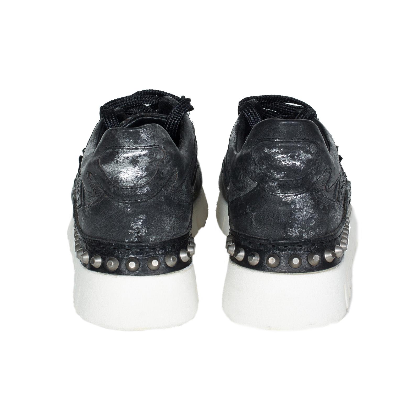 Кроссовки женские, A.S.98, 647104 (черный)