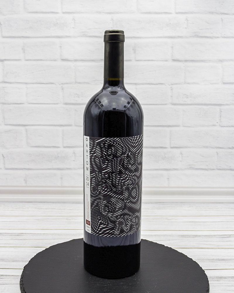 Вино Phantom Магнум Красностоп Золотовский Каберне Совиньон 50/50 Красное Сухое 2014 г.у. 14,5% 1,5 л