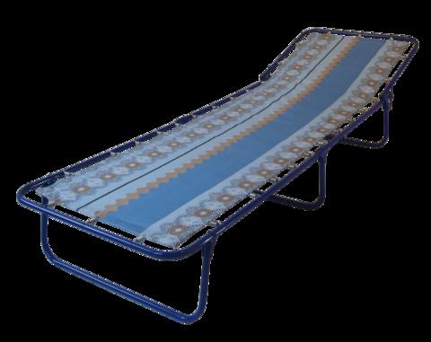Кровать раскладная Стандарт БС (усиленная) 110 кг