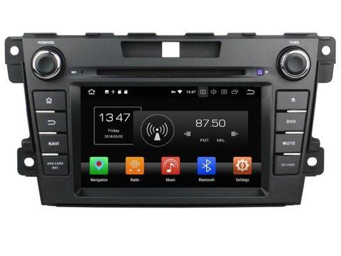 Магнитола Mazda CX-7 2007-2012 Android 8.1 2/16 IPS DSP модель KD- 7007PX 3