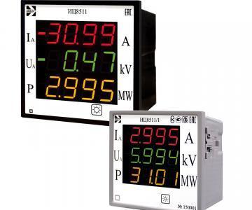 ИЦ8511 Индикаторы цифровой щитовой