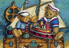 DIMENSIONS Мишки, на палубу! (Ahoy! Bears)