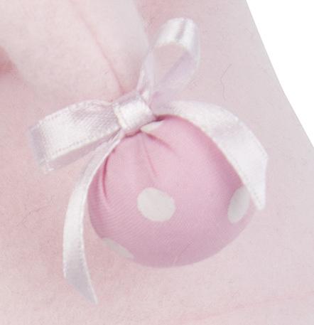 Зайка Ми гномик в розовом