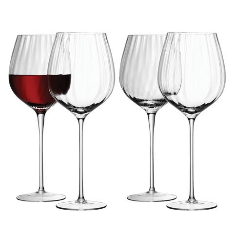 Набор из 4 бокалов для красного вина LSA International Aurelia, 660 мл