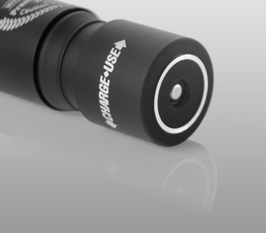 Фонарь на каждый день Armytek Prime C1 Magnet USB (тёплый свет) - фото 6