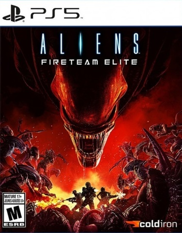 Aliens: Fireteam Elite (PS5, русские субтитры)