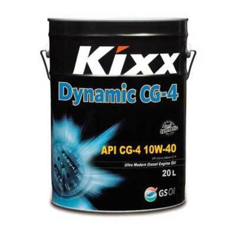 L5255P20E1  Kixx HD1 CG-4 10W-40  полусинтетическое моторное масло (20 литров) купить на  официальном сайте партнера ht-oil.ru