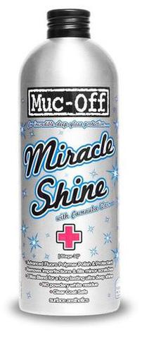 Картинка полироль Muc-off Miracle Shine 500мл  - 1