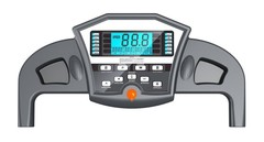 Беговая дорожка DFC T-420 LEGA