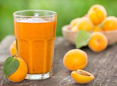 Сок натуральный абрикосовый восстановленный