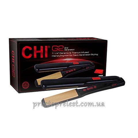 Chi Hairstyling Iron - Утюжок керамічний з титановим покриттям