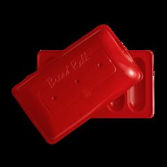 Форма Mini-Baguettes для выпечки мини-багетов Emile Henry (гранат)
