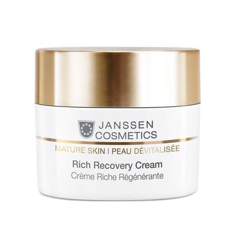 JANSSEN | Обогащенный anti-age регенерирующий крем с комплексом Cellular Regeneration / Rich Recovery Cream, (50 мл)