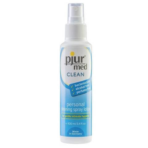 Спрей для очистки тела - Pjur Clean Spray 100 МЛ.